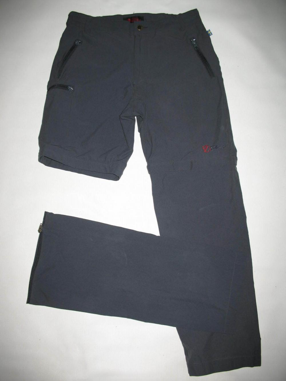Штаны FJALLRAVEN 2in1 pants lady (размер 36/S) - 5