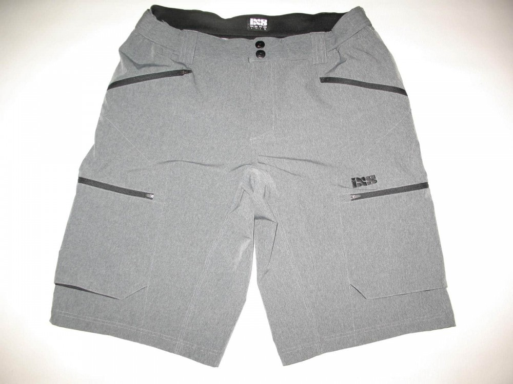 Велошорты IXS tema 6.1 trail shorts (размер L) - 2