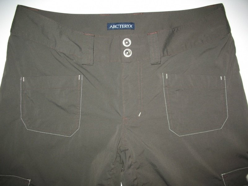 Шорты ARC'TERYX parapet long short lady (размер 10/M) - 2