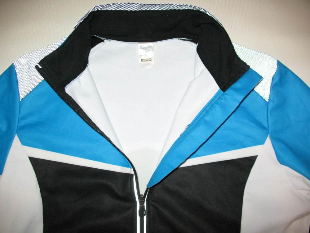 Велокуртка B'TWIN windblock 500 bike jacket (размер 52-54/L-XL) - 4