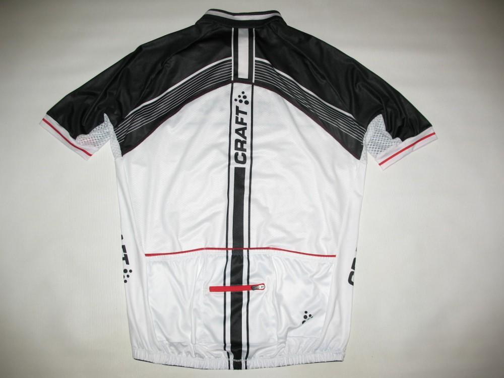 Веломайка CRAFT grand tour bike jersey (размер L) - 2