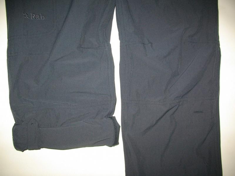 Штаны RAB Helix Cargo Pants lady (размер 38-S) - 8