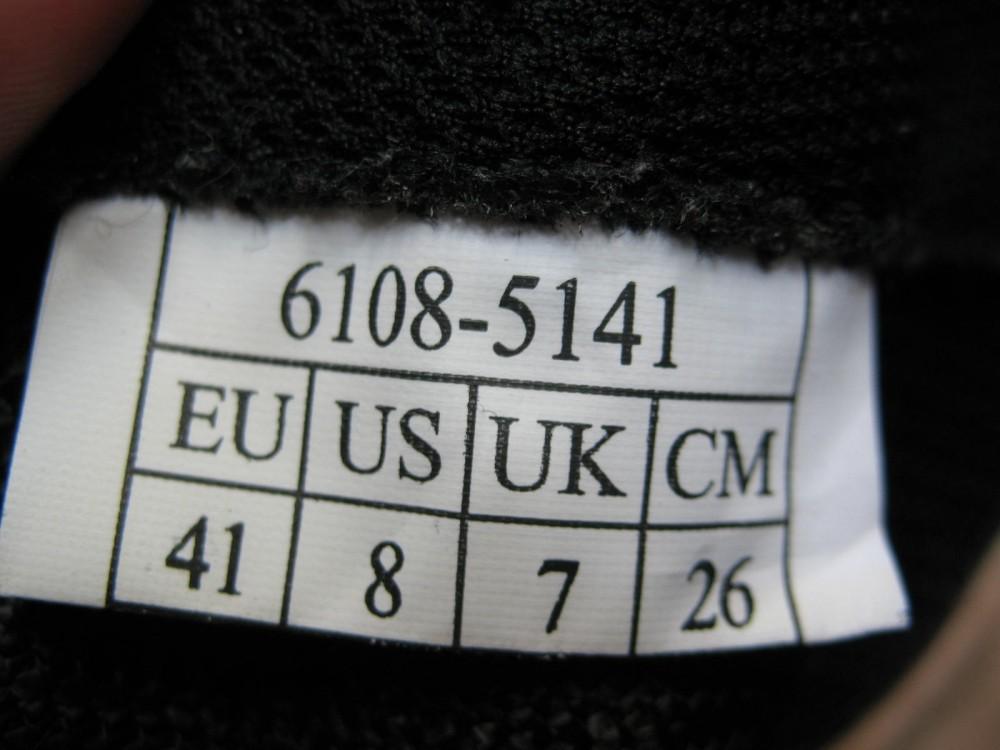 Велотуфли SPECIALIZED sport road white shoes (размер EU41(на стопу до 260 mm)) - 8