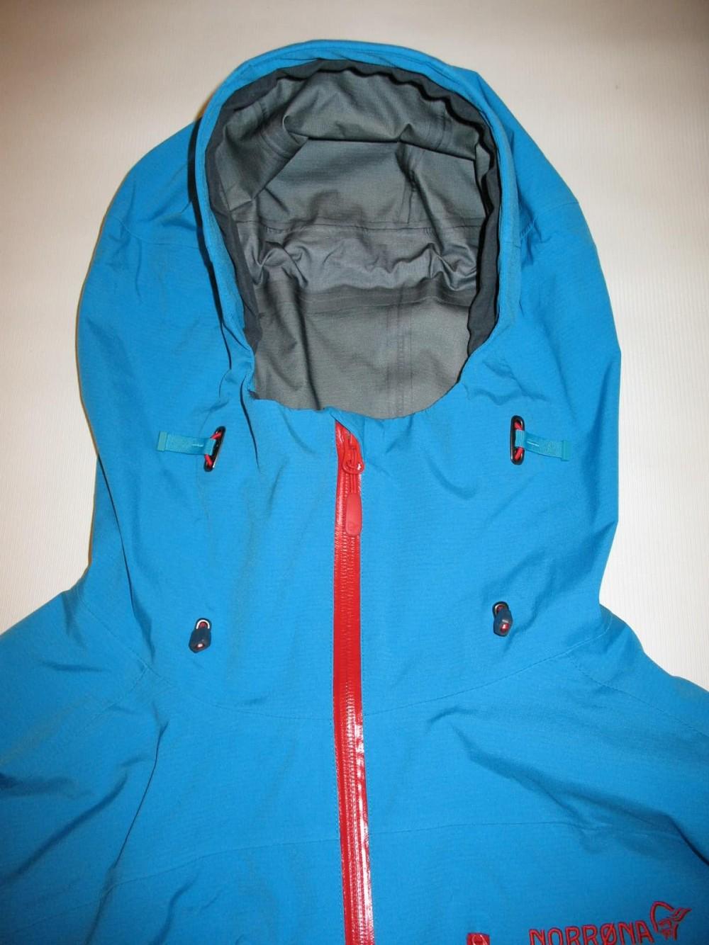 Куртка NORRONA lofoten M GTX jacket (размер L) - 6