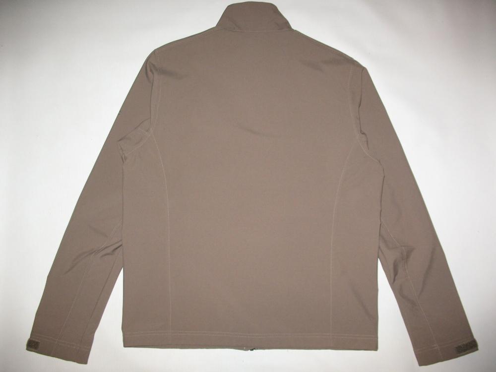 Куртка VAUDE Hurricane Jacket II  (размер 52/L) - 3