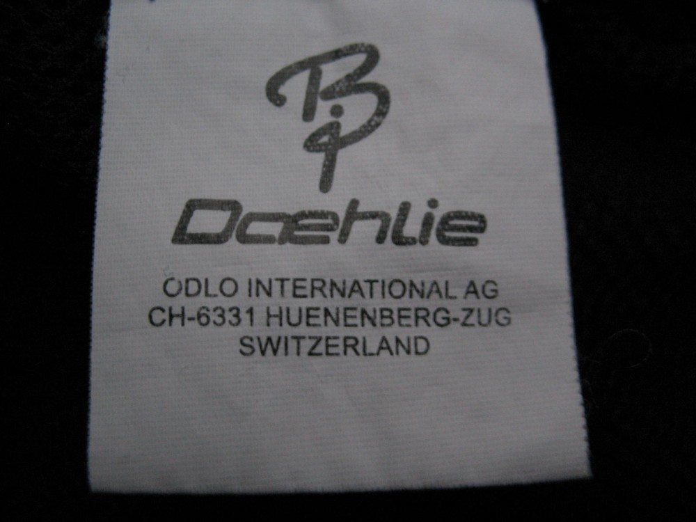 Куртка BJORN DAEHLIE by ODLO logic windproof jacket (размер S/M) - 8