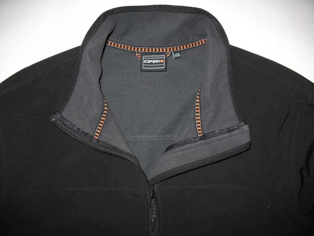 Куртка ICEPEAK iceteach softshell jacket (размер XXXL/XXL) - 3