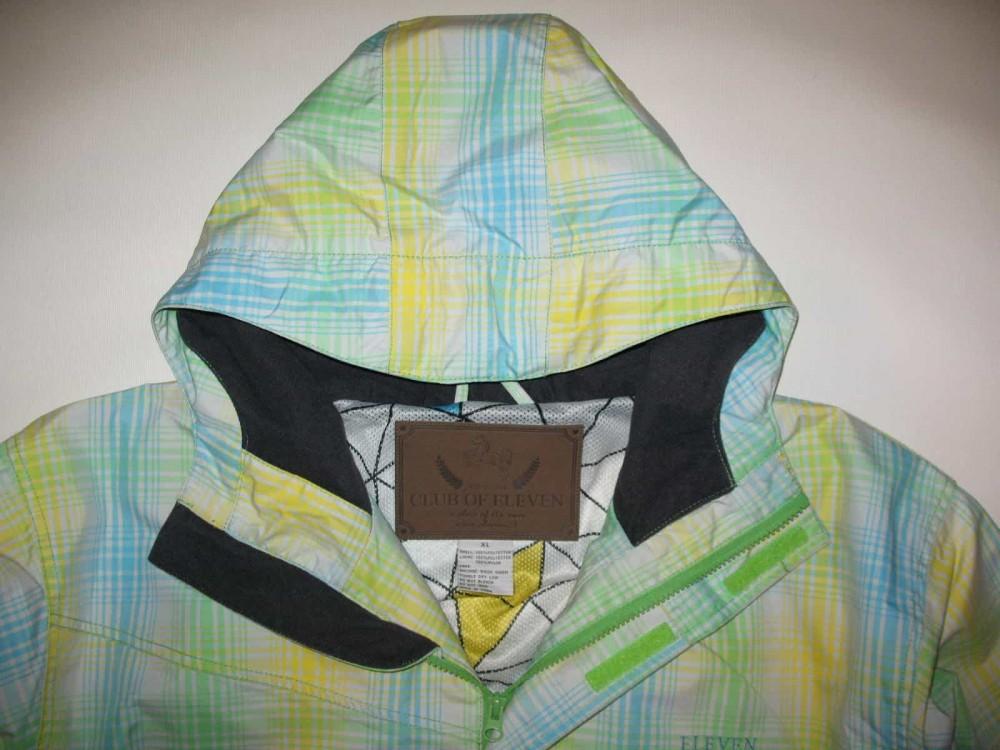 Куртка ELEVEN 10 10 snowboard jacket (размер XL) - 5