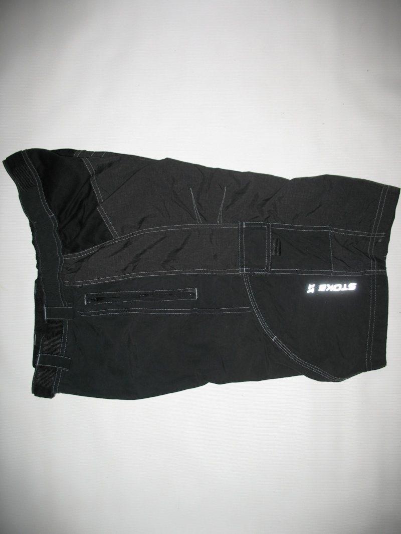 Шорты STOKE bike shorts  (размер M) - 5