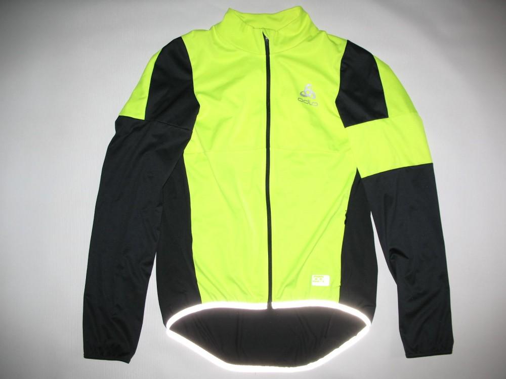 Куртка ODLO mistral logic jacket (размер L) - 3
