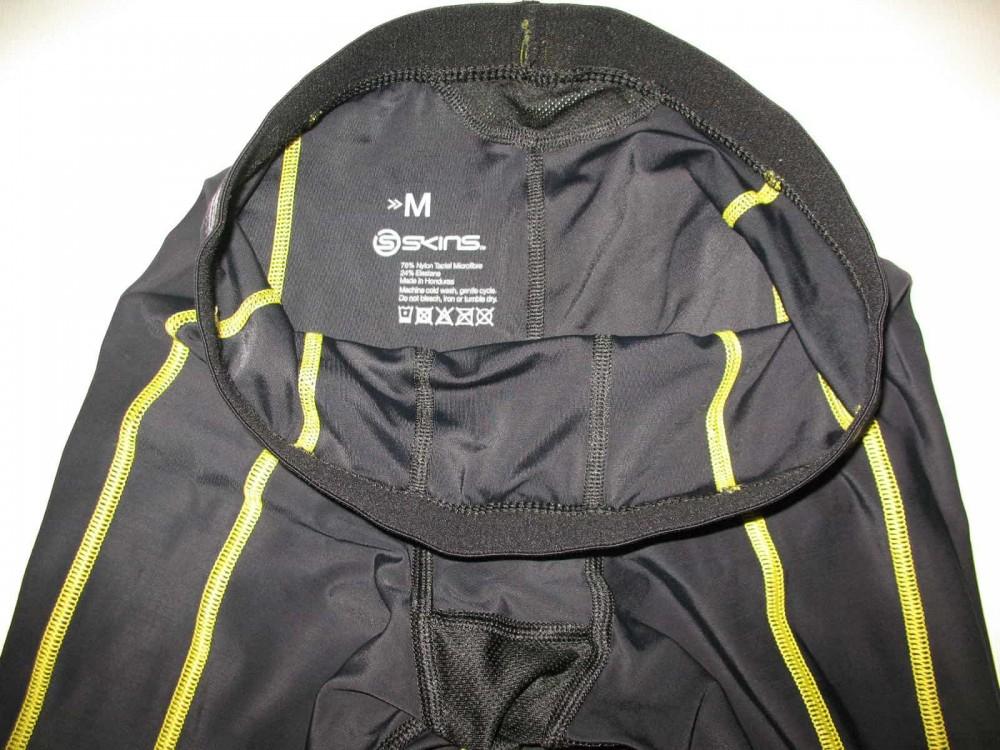 Футболка+брюки SKINS A200 compression long sleeves jersey+long tights (размер M) - 6