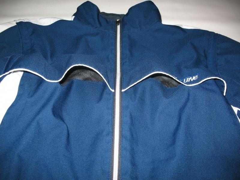 Куртка CONCURVE windstopper unisex (размер 38жен. -M, муж. -S) - 3