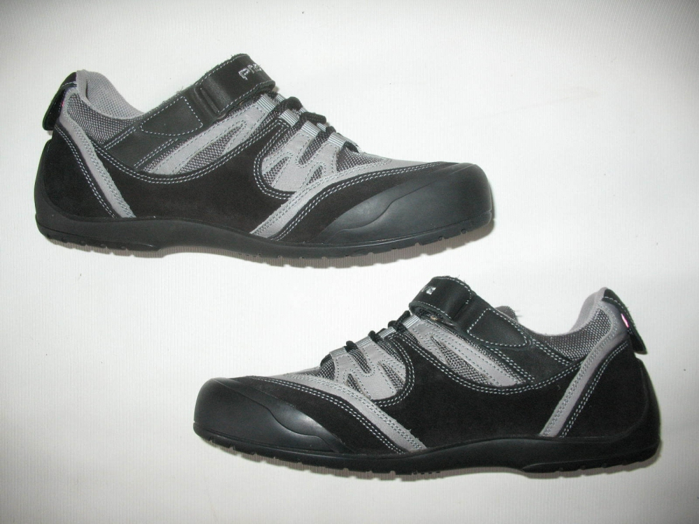 Велотуфли PROTECTIVE vail bike shoes (размер EU43(на стопу 270mm)) - 11