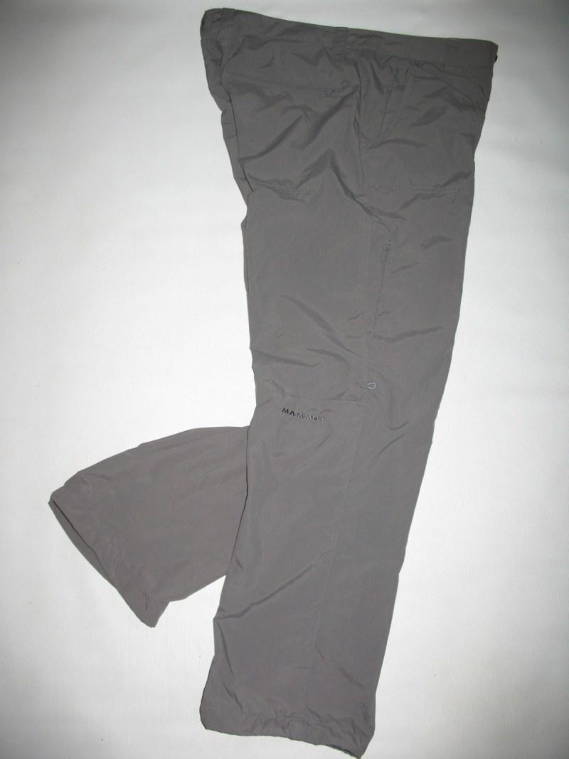 Штаны MAMMUT hose lang hiking pants lady (размер L/XL) - 10