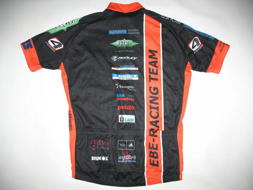 Веломайка VERMARC ebe-racing team cycling jersey (размер XXL-6-54) - 1