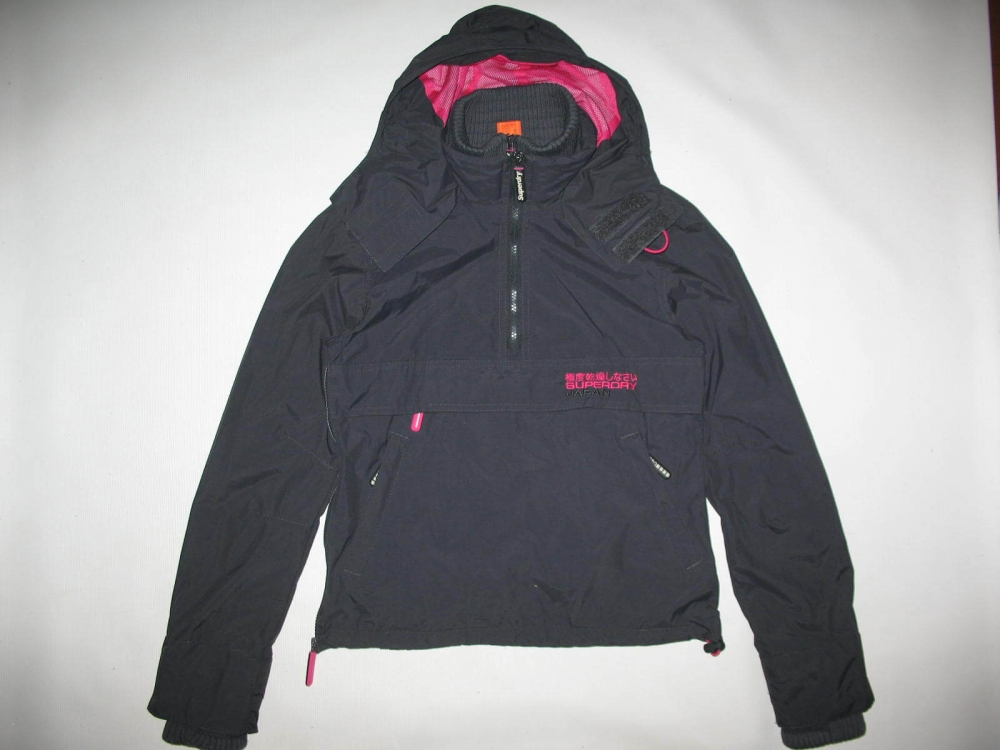 Куртка SUPERDRY Pop Zip Wind jacket lady (размер XS) - 3