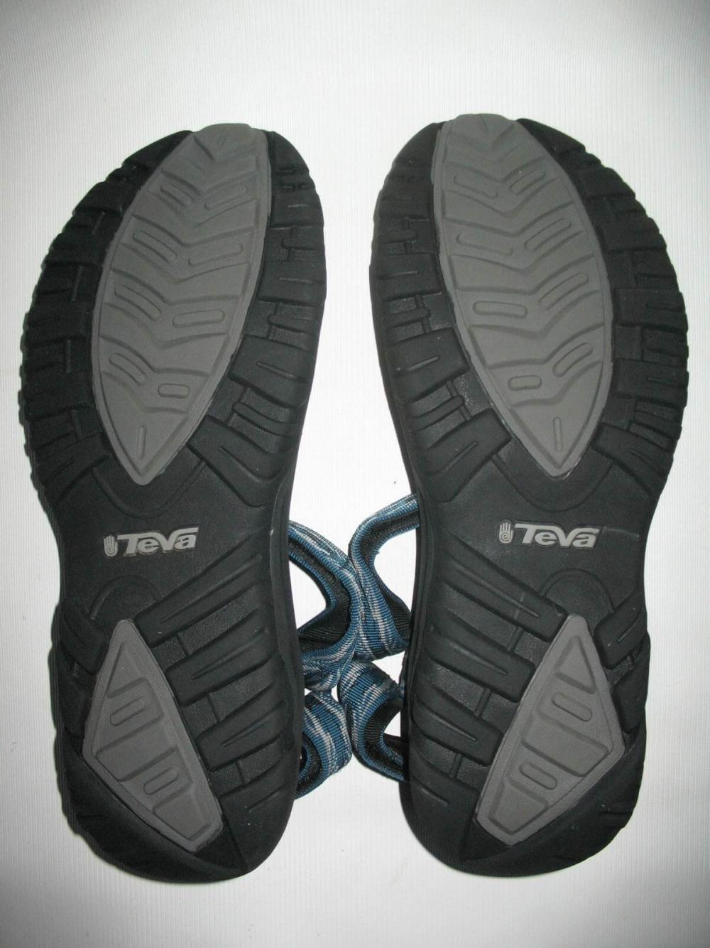 Сандалии TEVA hurricane sandal (размер UK13/US14/EU48,5(на стопу до 320mm)) - 6