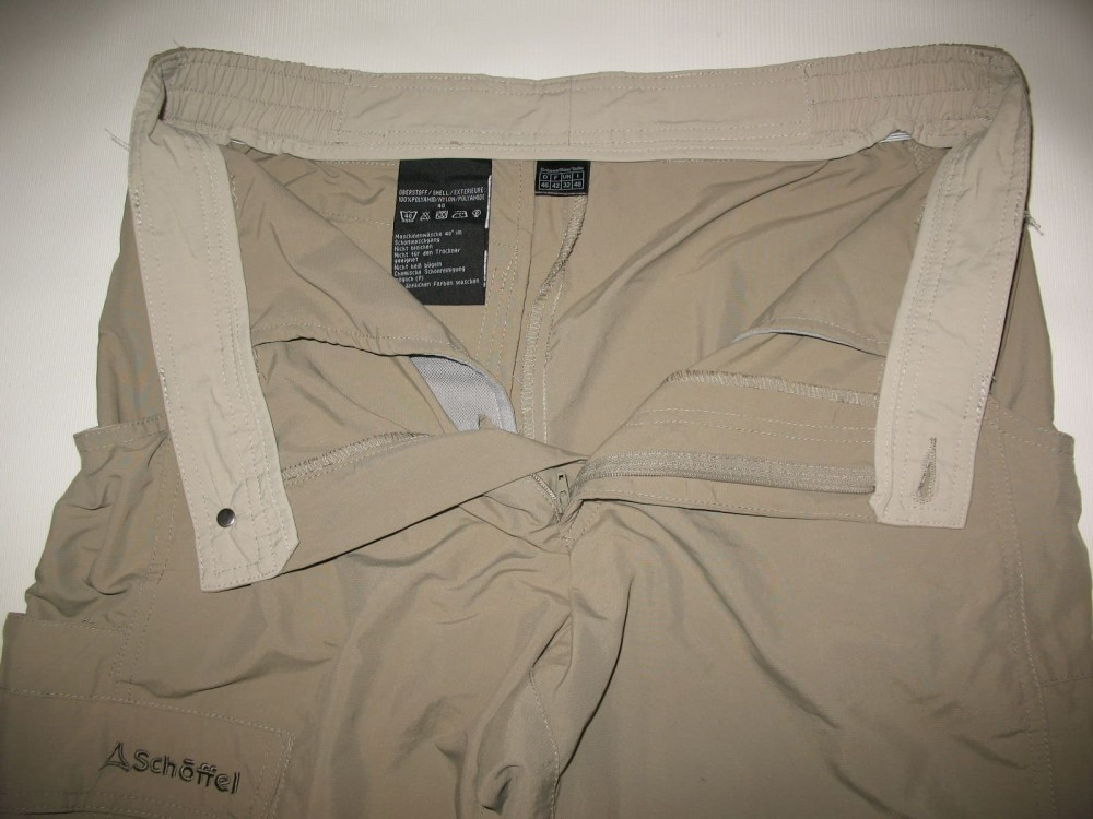 Штаны SCHOFFEL outdoor pants (размер 48/L) - 4