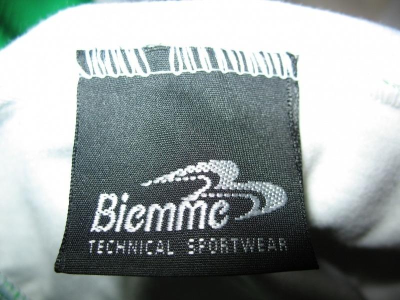 Велокуртка  BIEMME tridevils (размер 6-XXL) - 4