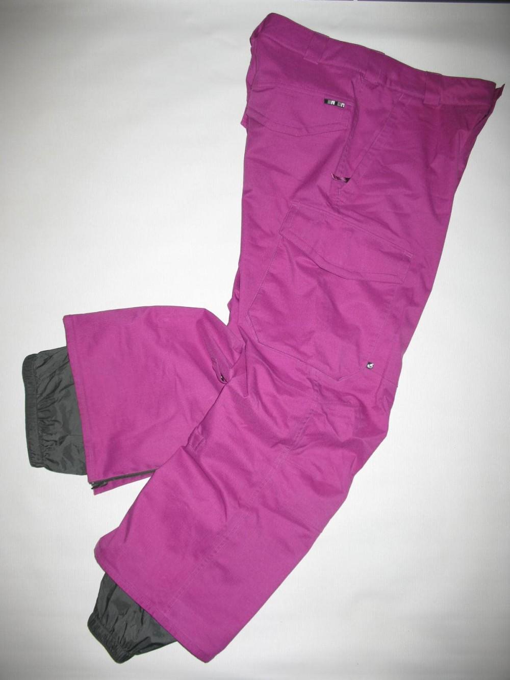 Штаны BURTON cargo snowboard pant (размер M) - 3