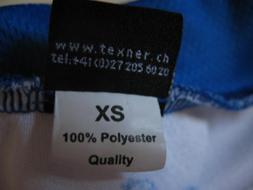 Веломайка TEXNER du velo jersey (размер XS) - 4