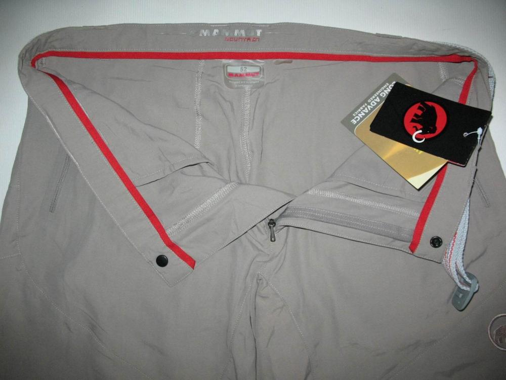 Штаны MAMMUT Zip off pants (размер 52-L/XL) - 4