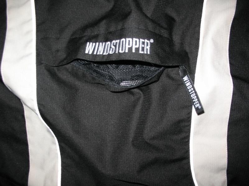 Футболка  GORE Bike Wear 2in1 windstopper (размер M/реально L/XL) - 8