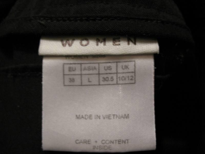 Штаны JACK WOLFSKIN nano-tex pants lady (размер М/S) - 9