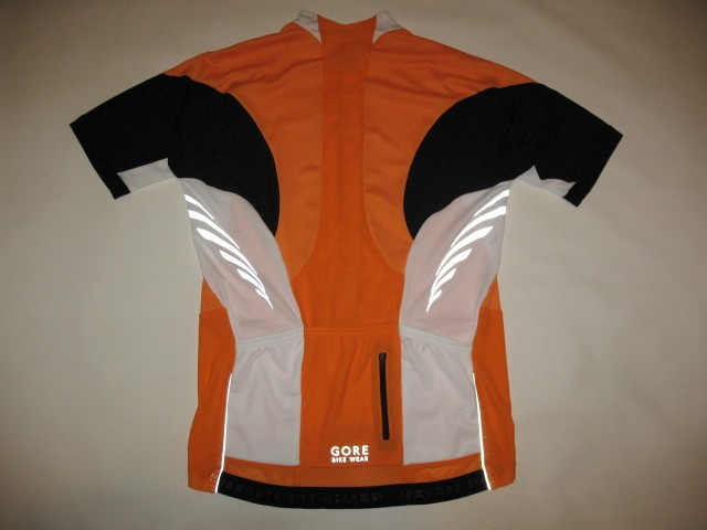 Веломайка GORE bike wear xenon jersey (размер XL) - 4
