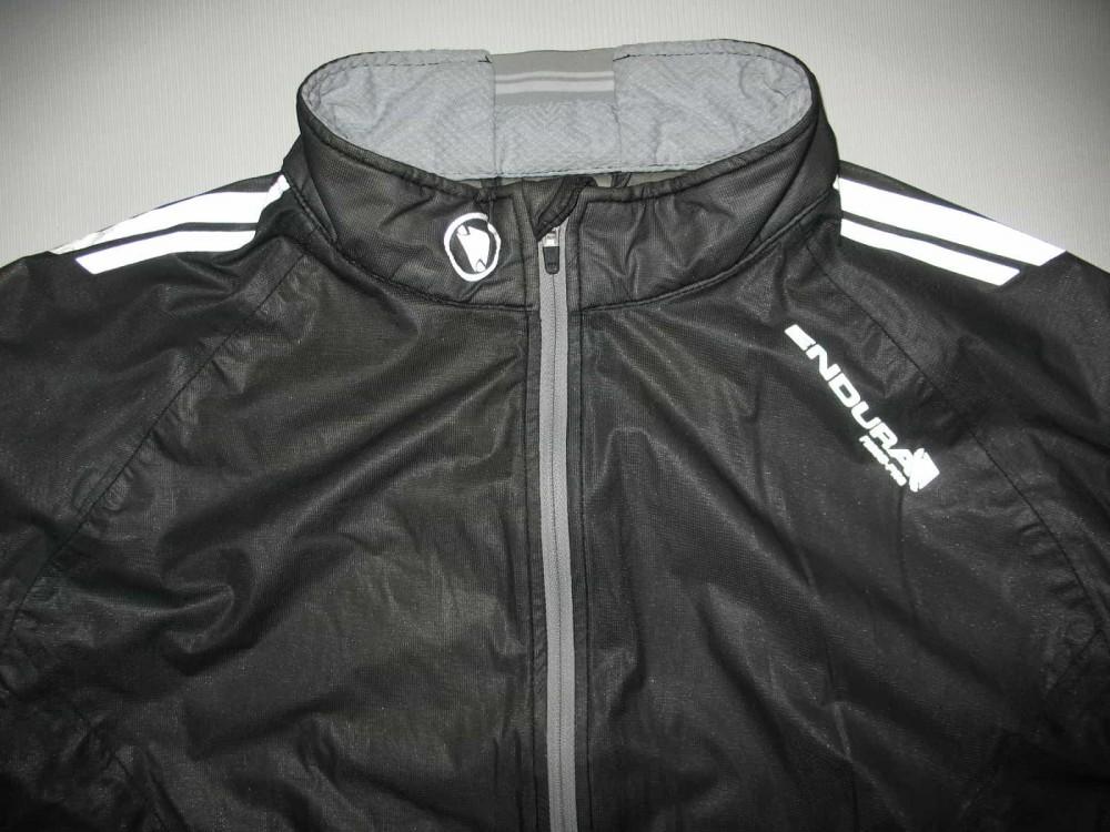 Велокуртка ENDURA FS260-Pro adrenaline race cape jacket (размер XL/XXL) - 5