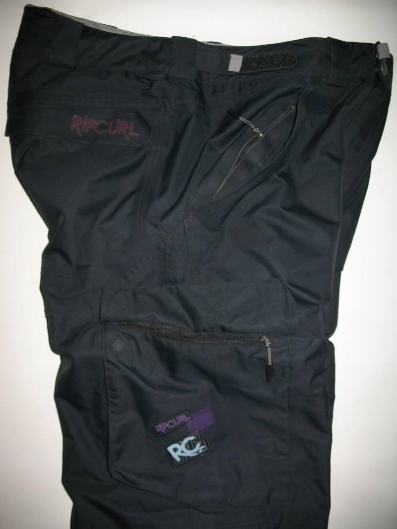 Штаны RIP CURL dermizax pant   (размер XL) - 10