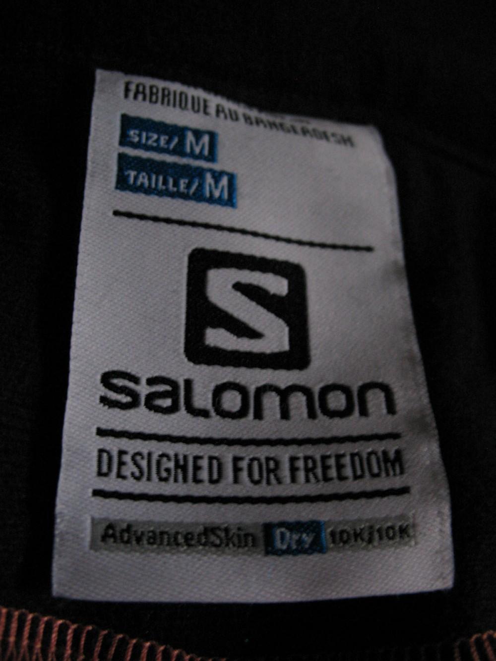 Штаны SALOMON icemania pants lady (размер M) - 11