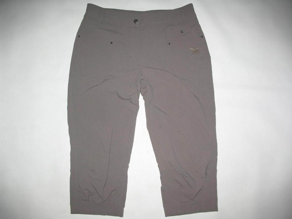 Бриджи SALEWA nola dry 3/4 pants lady (размер L) - 1
