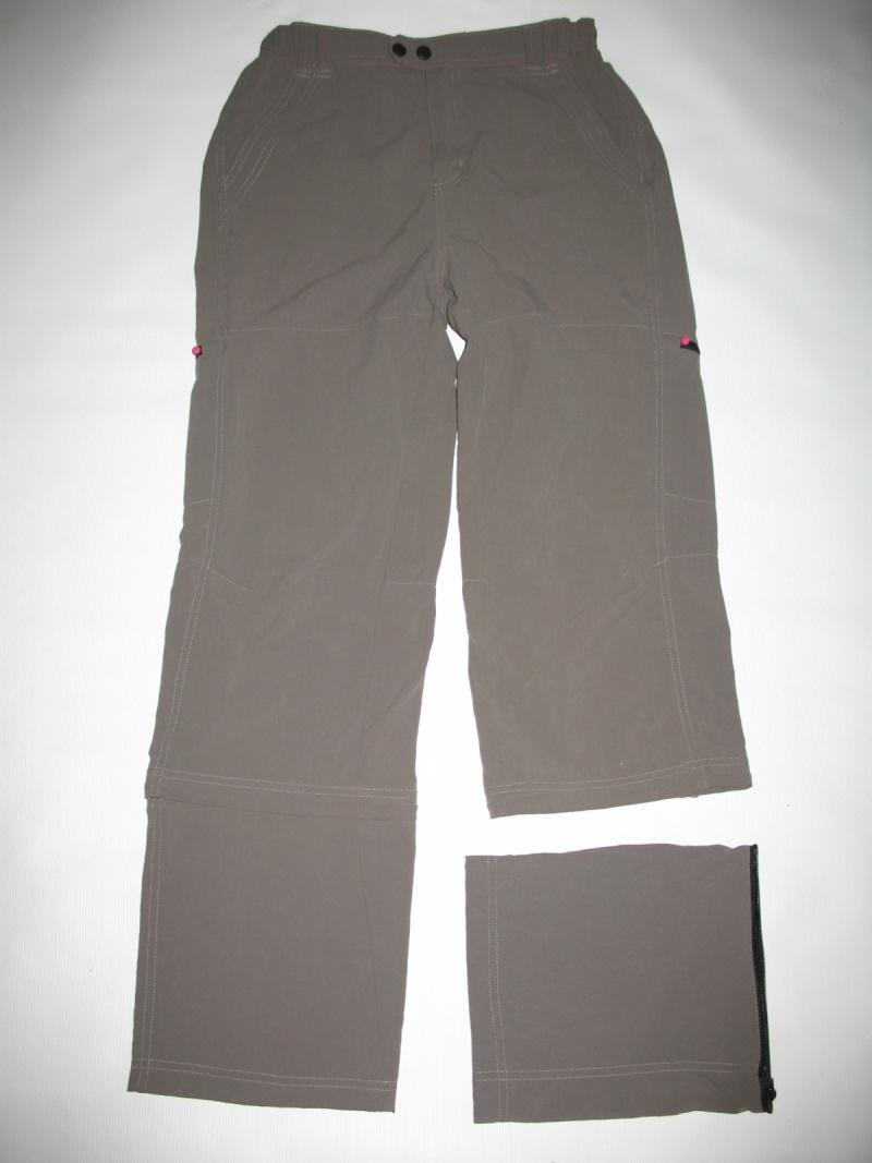 Штаны  AIGLE 2in1 pants lady  (размер S) - 3