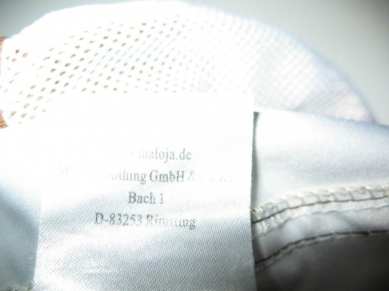 Шорты MALOJA bike shorts lady  (размер L) - 8