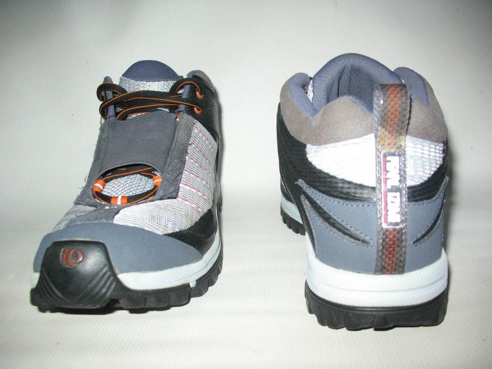 Велотуфли PEARL IZUMI X-Alp mid enduro shoes (размер UK9/US11/EU44(на стопу 280 mm)) - 4