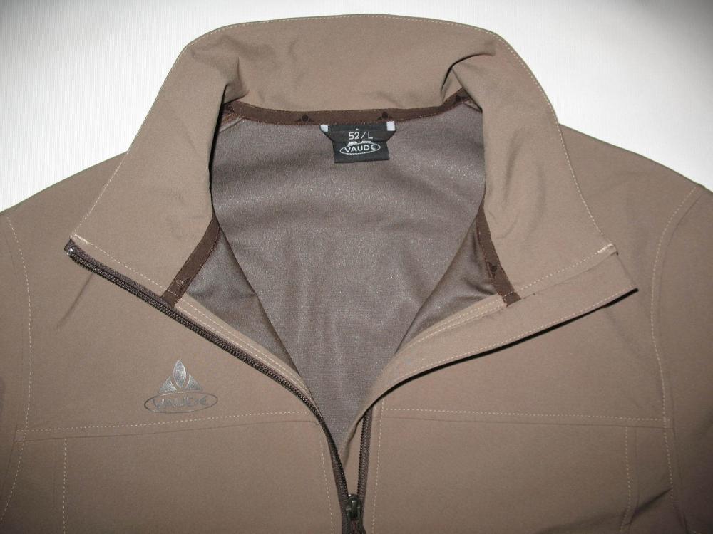Куртка VAUDE Hurricane Jacket II  (размер 52/L) - 4