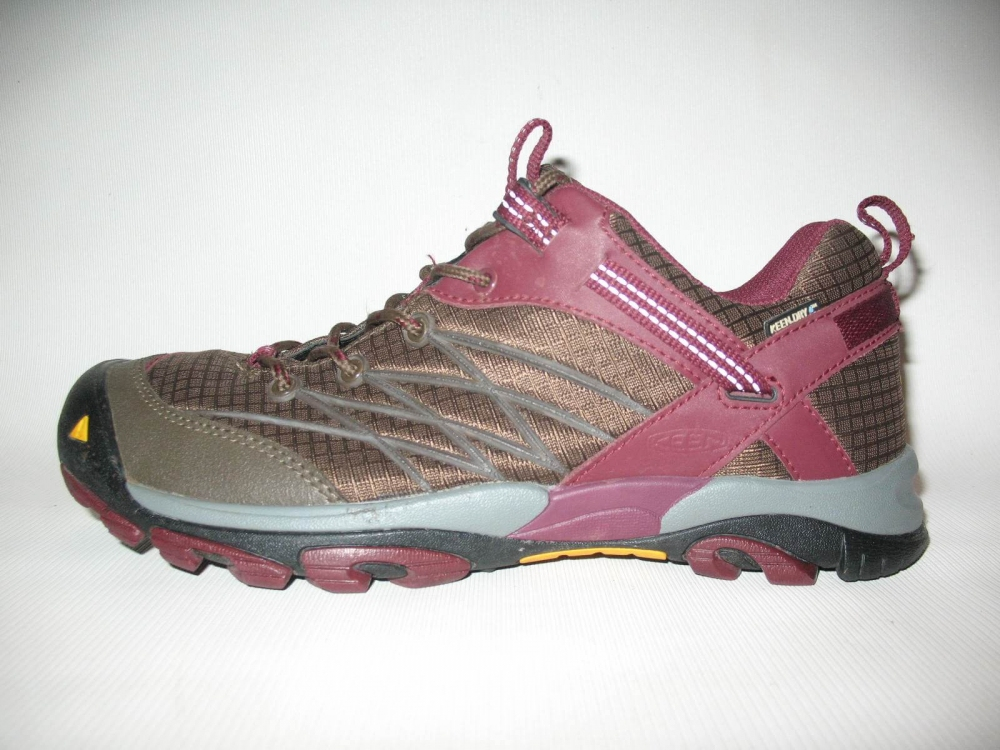 Кроссовки KEEN Marshall WP lady (размер UK6/US8,5/EU39(на стопу до 255mm)) - 1