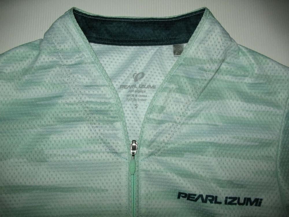Веломайка PEARL IZUMI  mtb cycling jersey lady (размер M) - 3