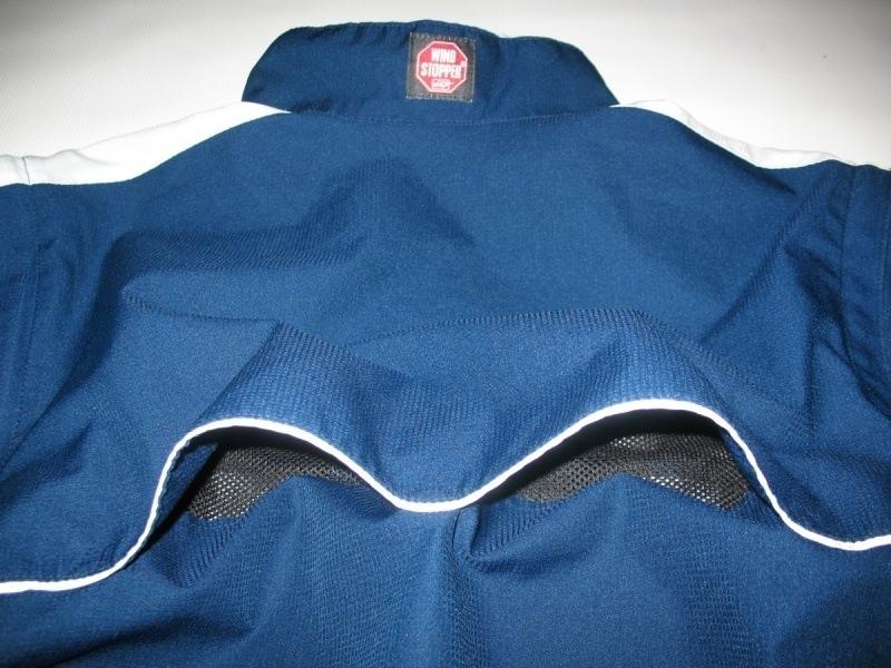 Куртка CONCURVE windstopper unisex (размер 38жен. -M, муж. -S) - 4