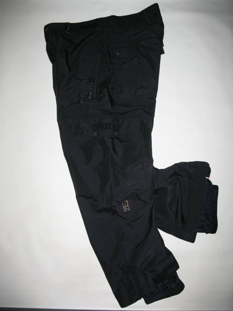 Штаны BONFIRE Arc snowboard pants (размер L) - 6