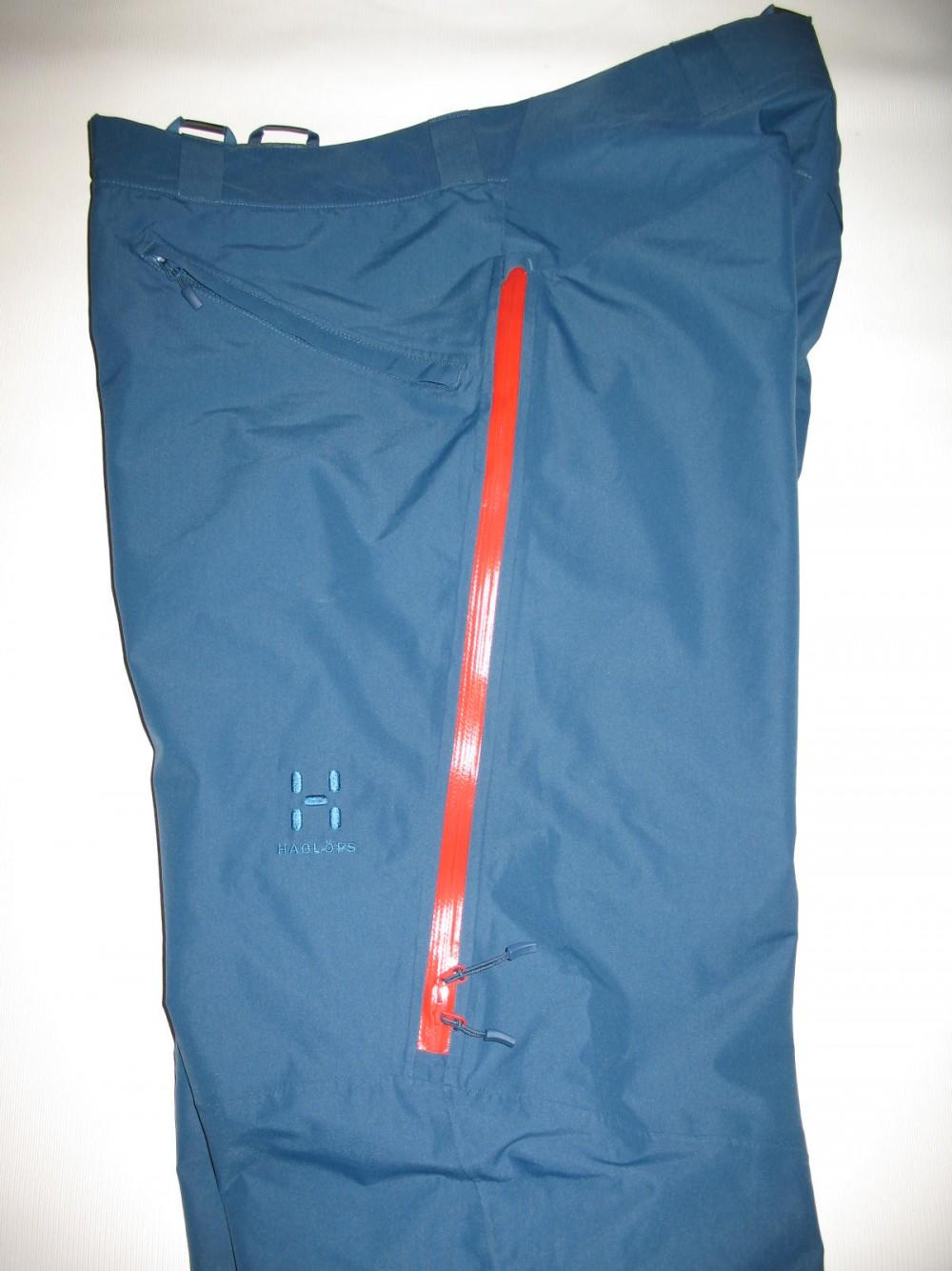 Штаны HAGLOFS line pants (размер М) - 6