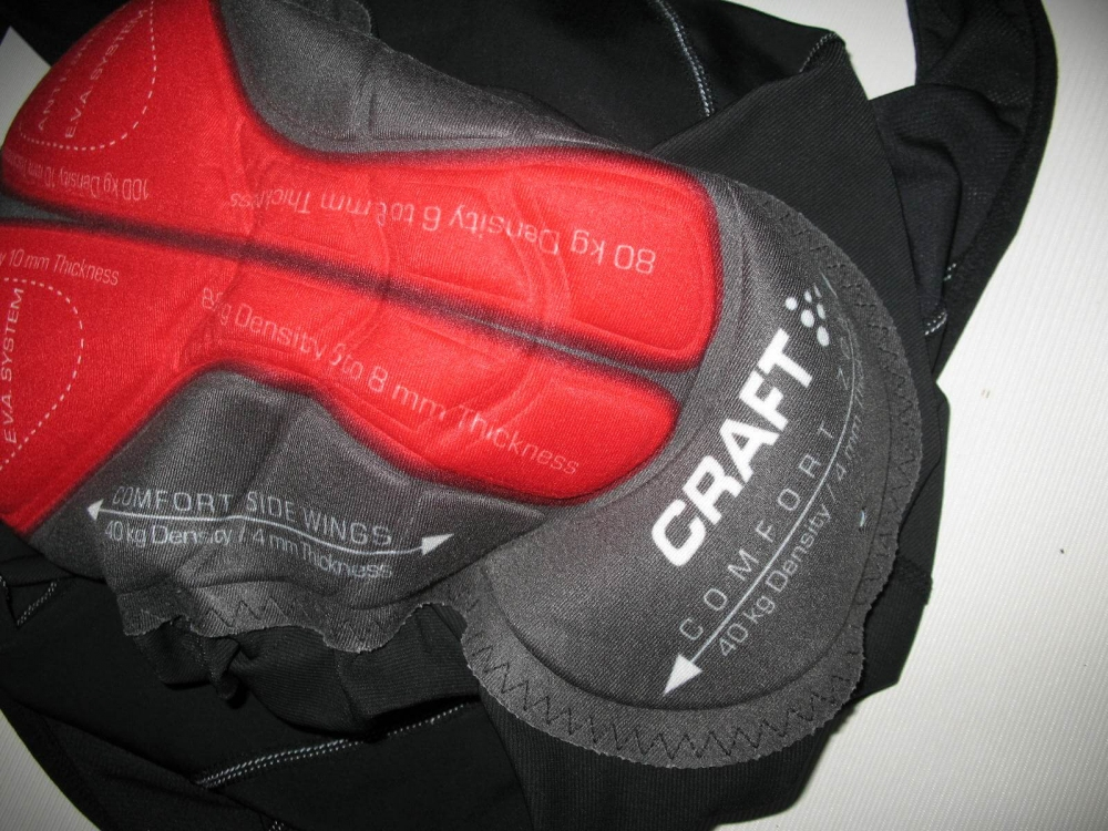 Велошорты CRAFT cycling bib shorts (размер L) - 6