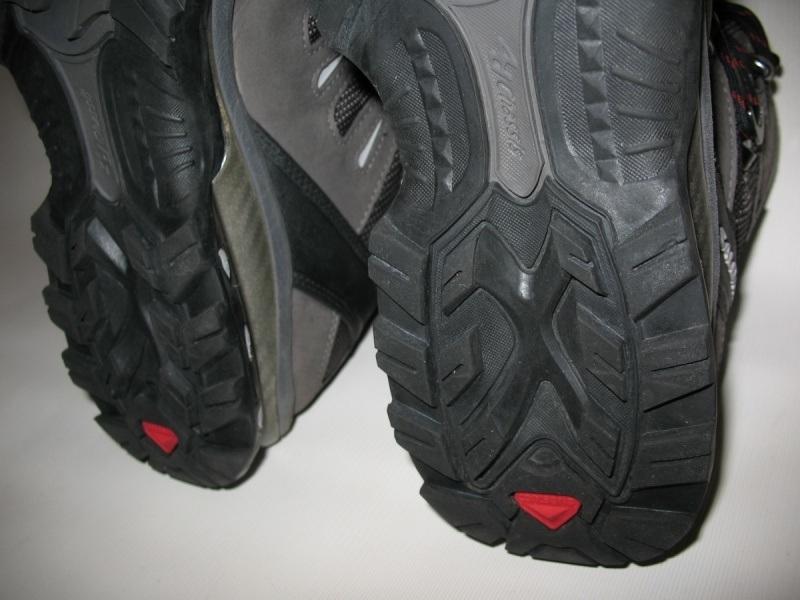 Ботинки SALOMON Quest 4D GTX ((размер US9/UK8, 5/EU43(на стопу до 270 mm))) - 12