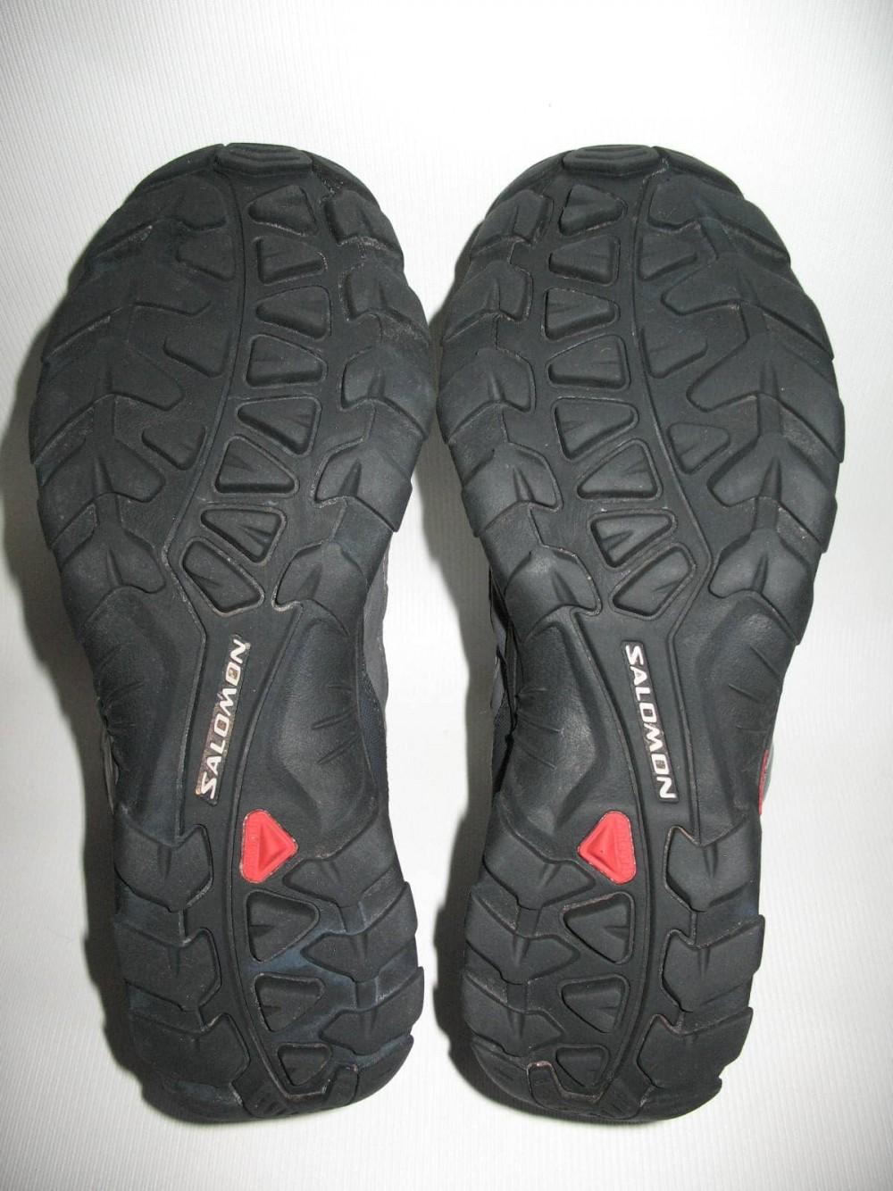 Кроссовки SALOMON gtx boots lady (размер US7,5/UK6/EU39,5(на стопу до 245 mm)) - 7