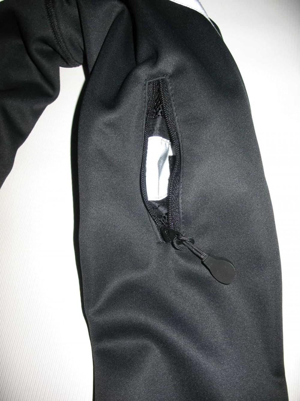 Велокуртка BTWIN aero sl cycling jacket (размер М) - 7