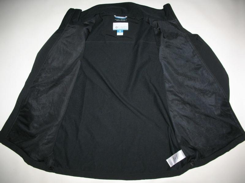 Кофта COLUMBIA Jet Stream II Softshell Jacket  (размер L(реально XL)) - 8