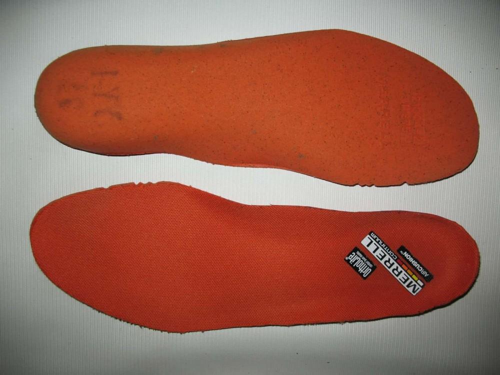 Кроссовки MERRELL witness sport shoes (размер UK7/US7,5/EU41(маломерят(на стопу 250mm)) - 6