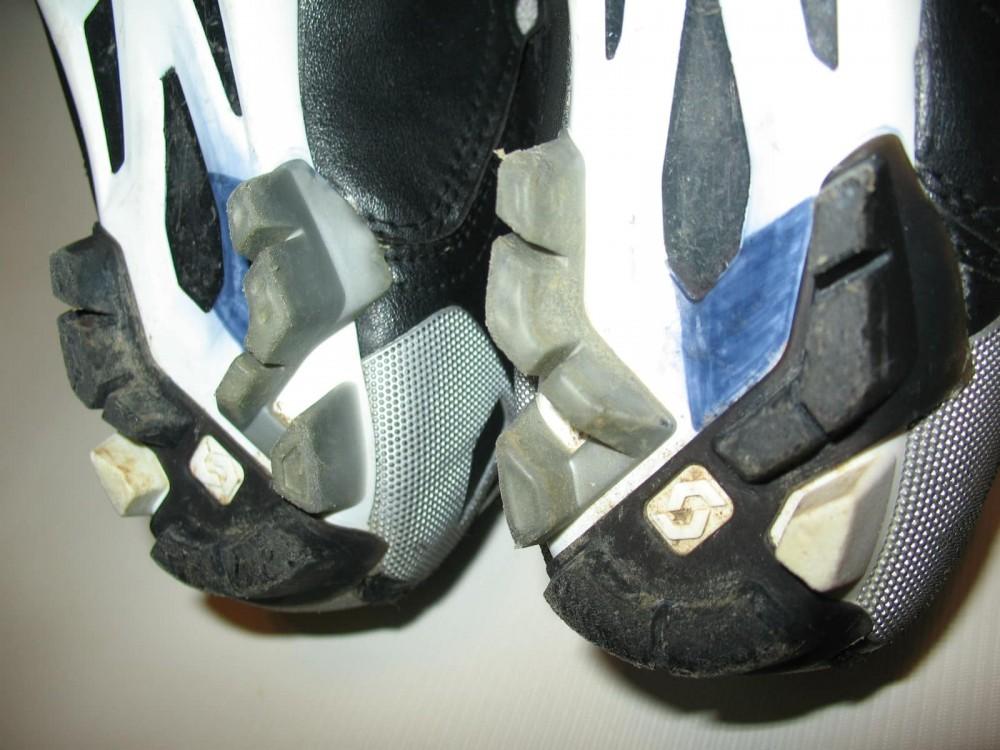 Велотуфли SCOTT comp mtb shoes lady (размер UK4.5/US6/EU37(на стопу 235 mm)) - 7