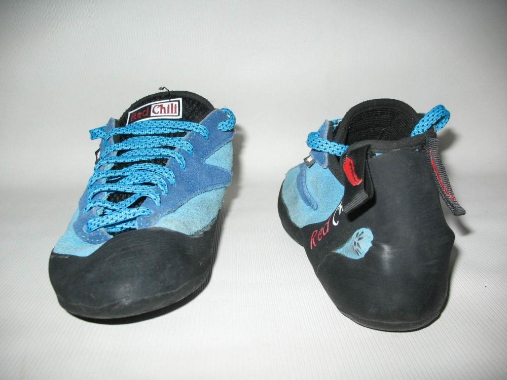 Скальные туфли RED CHILI  spirit climbing shoes (размер UK8/EU42) - 5